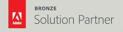adobe solution partner bronze logo